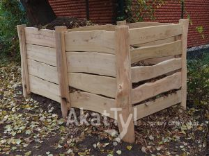 Akátové plotové prvky 4