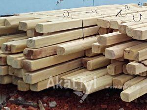 Hranol dřeva akátová prisma 1