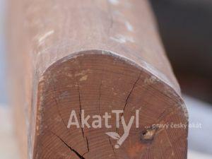 Hranol dřeva akátová prisma 3